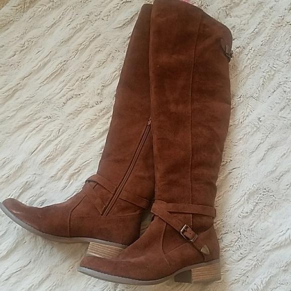 Xhilaration knee high Boots